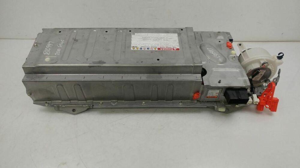 Ebay Sponsored 10 11 Toyota Prius Hybrid Battery Pack Factory Oem