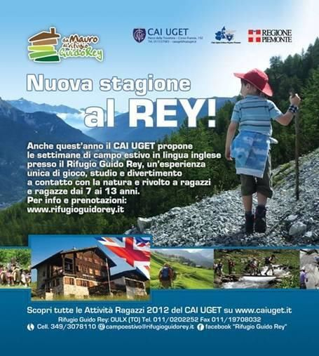 rifugio Rey - Beaulard