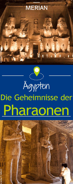 Die Geheimnisse Der Pharaonen Pinterest Pharao Mumie Und Herrschen