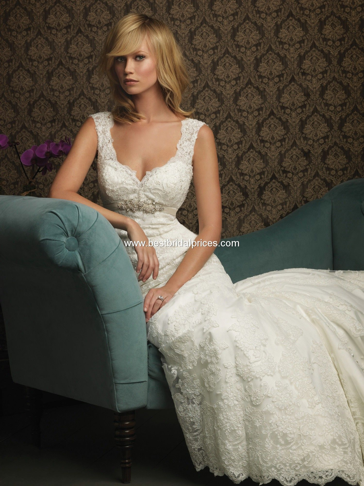 Allure Wedding Dresses at Wedding