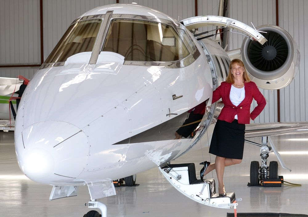 Aircare1 Receives Fifth Learjet Airmed And Rescue Magazine Fleet Ambulance New Aircraft