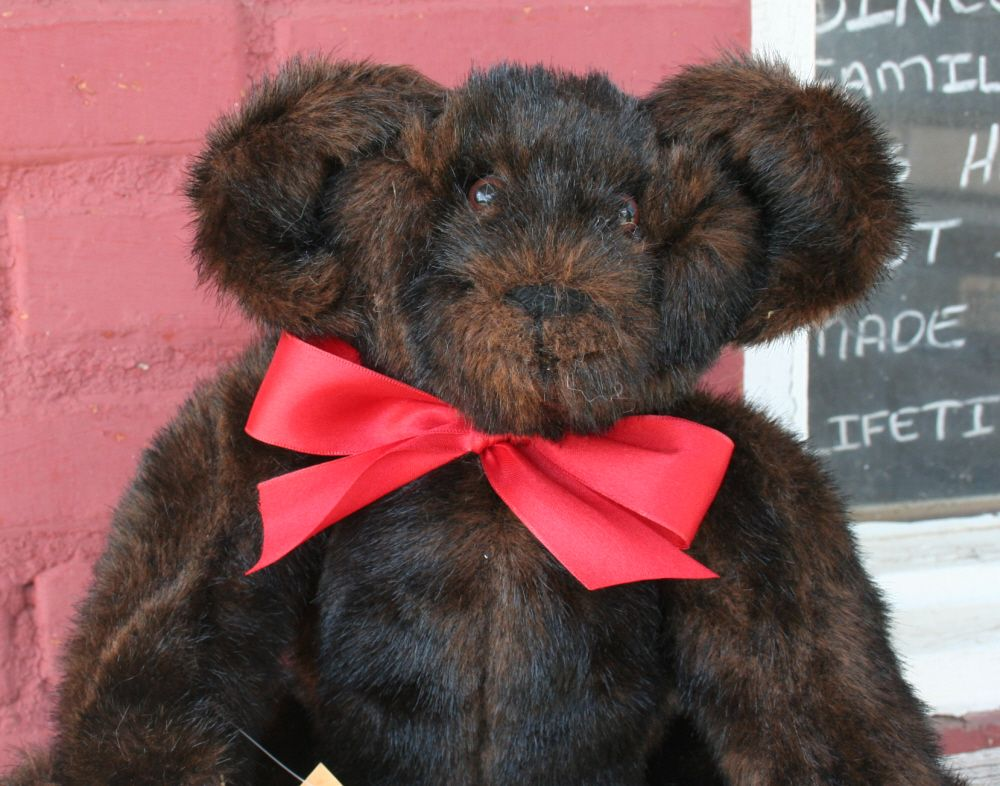Chocolate Drop...  Sweet Treat    Love this one....such a beautiful bear