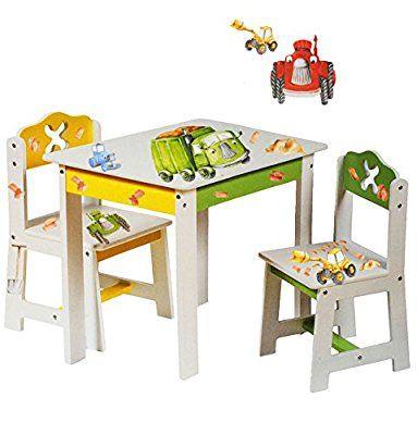 3 tlg. Set Sitzgruppe für Kinder aus sehr stabilen