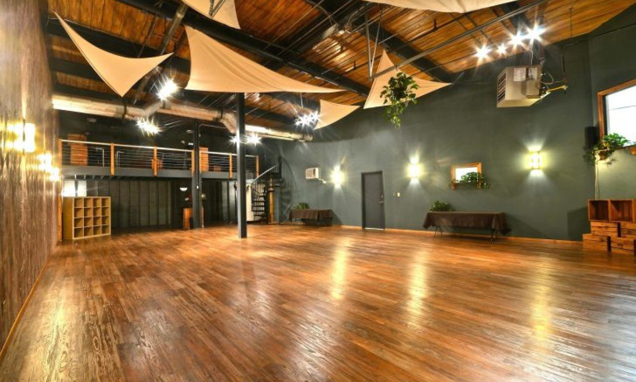 Dance studio design ideas