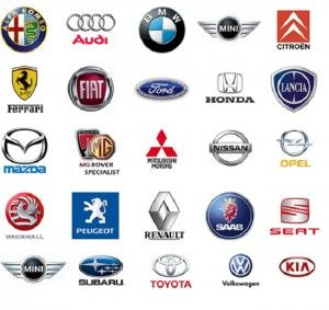 All Types Of Cars >> Types Of Cars Symbols Cars Car Brands Car Brands Logos