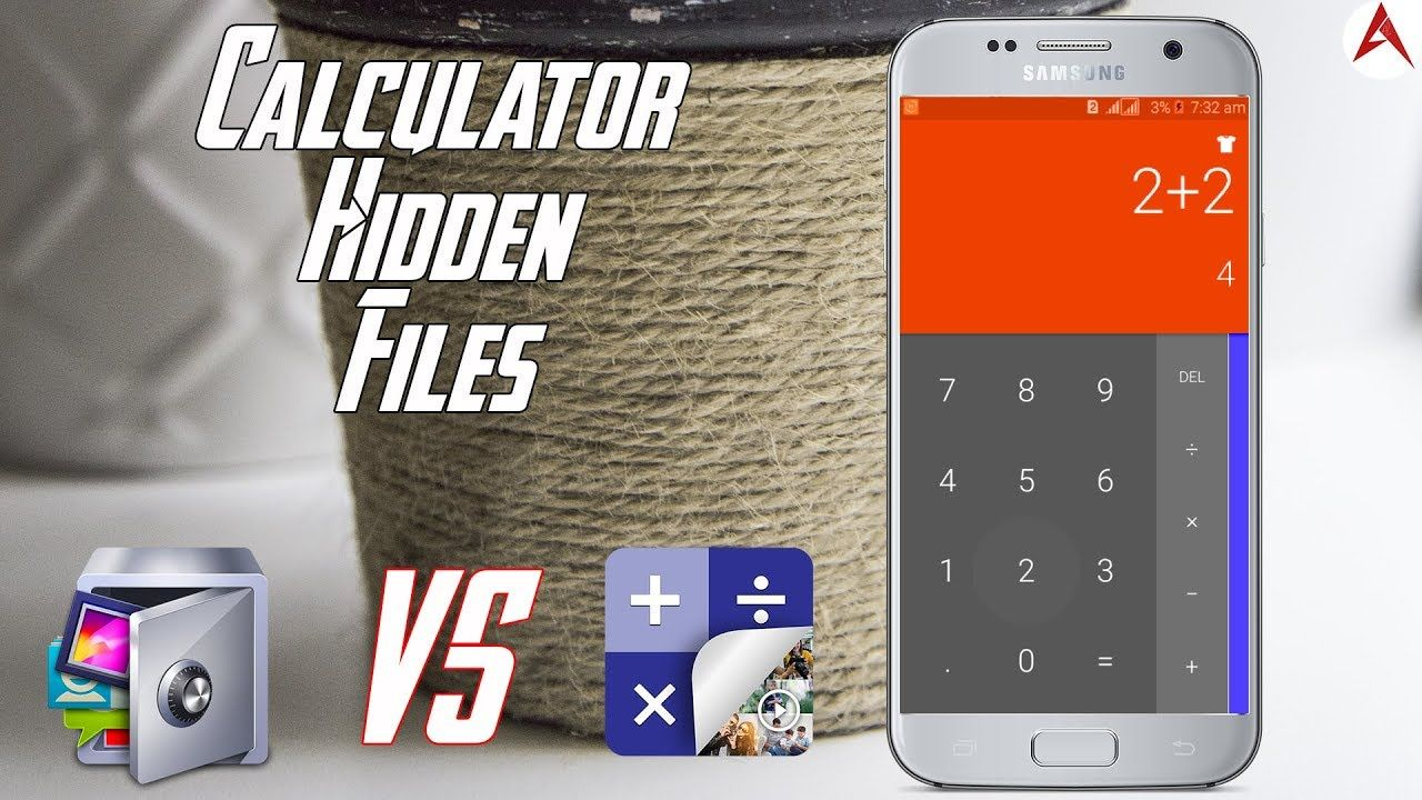Use the best calculator photo vault to hide photos, hide