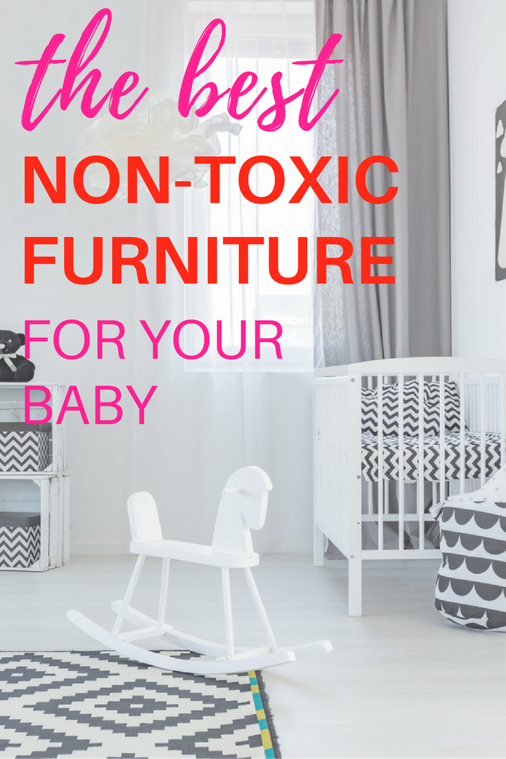 Non Toxic Cribs Baby Furniture