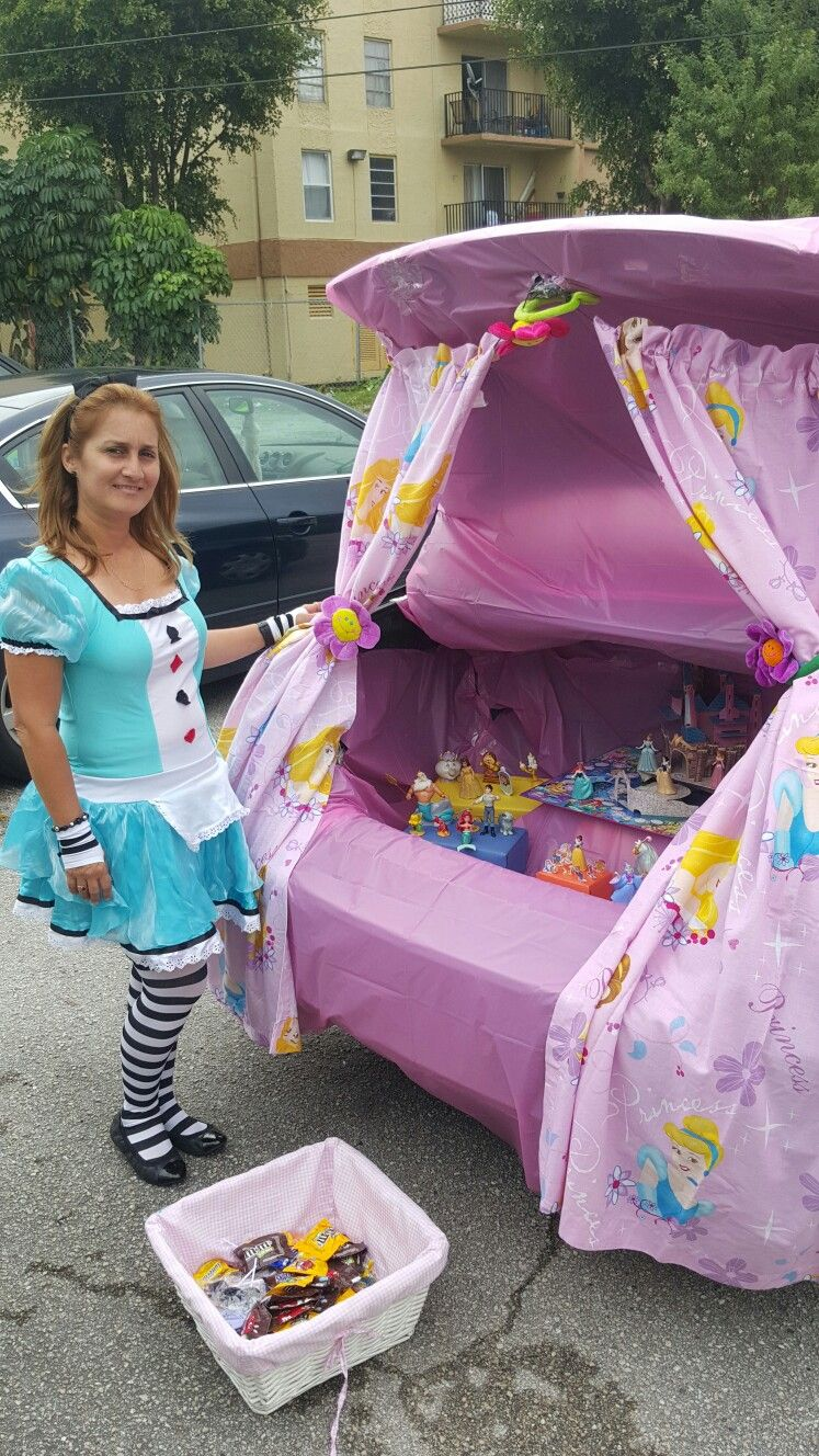 Disney Princess Trunk and Treat
