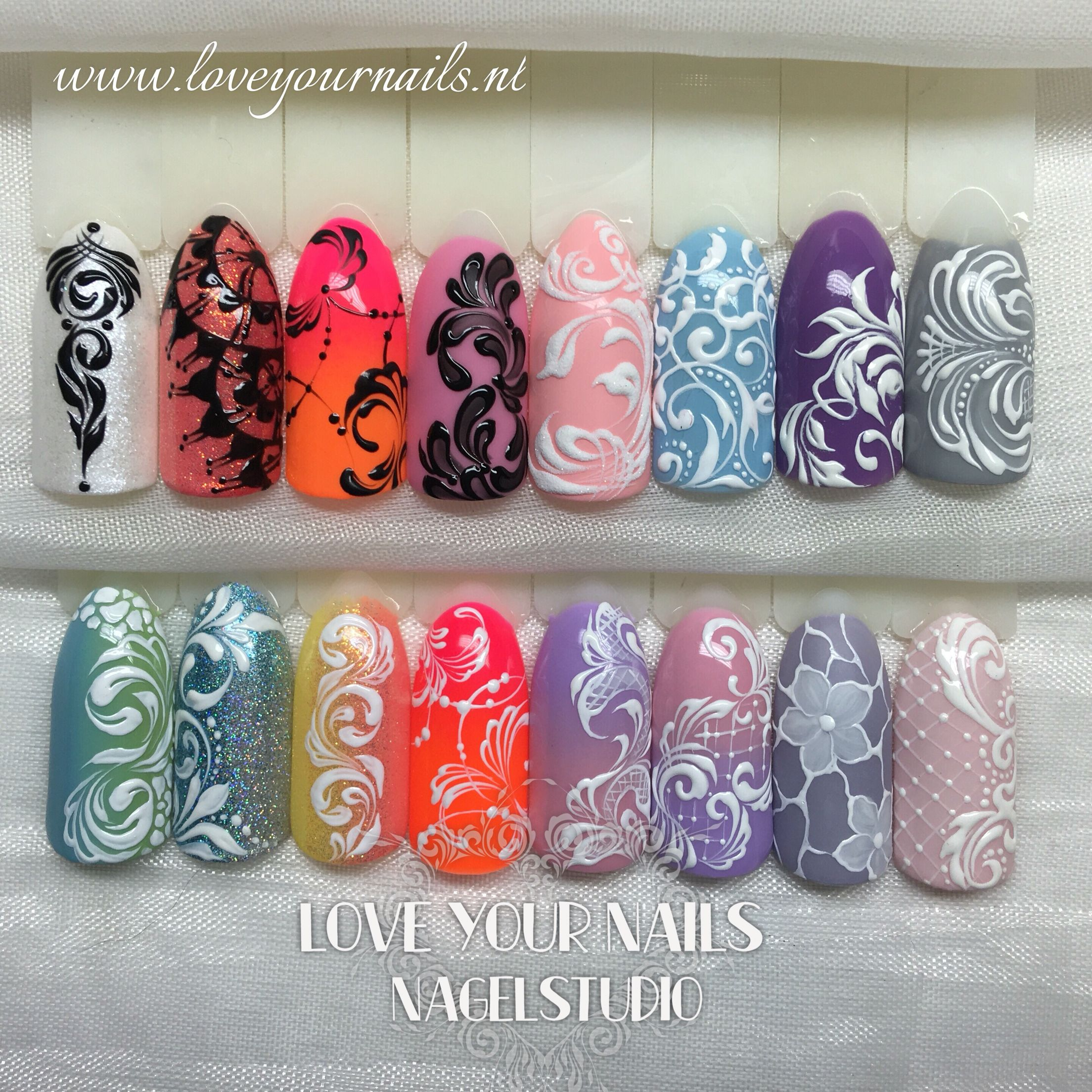 Nail Art Workshop Nailart Pinterest