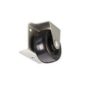 Set Of 2 Inch Low Profile Concealed Cabinet Furniture Casters