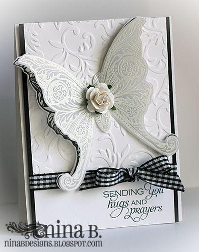 Nina B Designs Card.  nice card