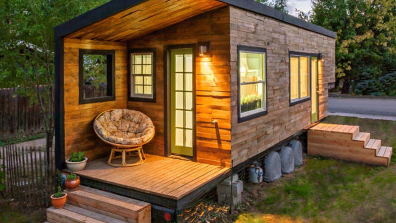 Photo of 5 Incroyables petites maisons: de plus en plus populaire au cours de la dernière décennie, une petite maison …