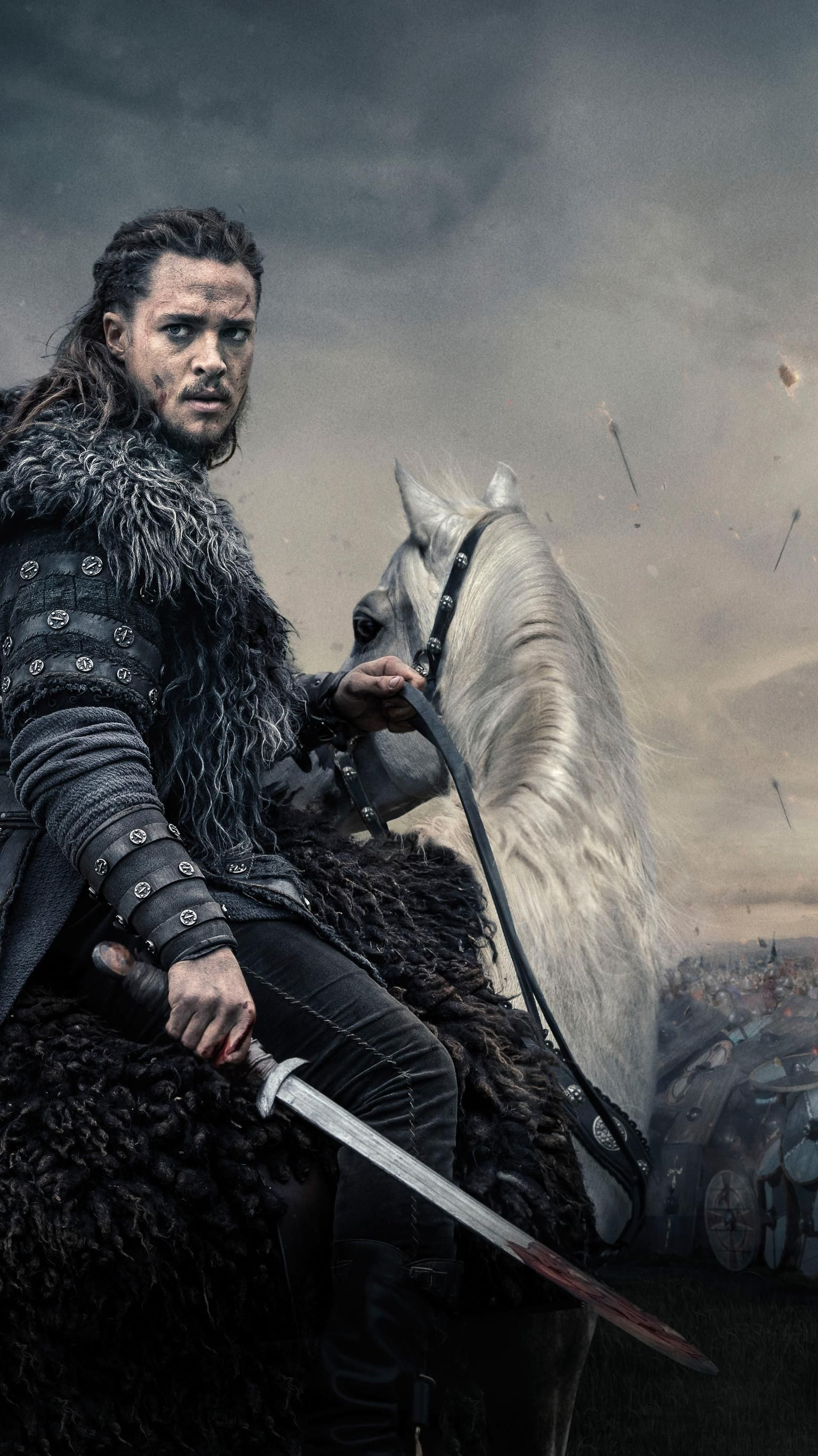 The Last Kingdom Phone Wallpaper Moviemania Kingdom Movie The Last Kingdom Last Kingdom Season 2