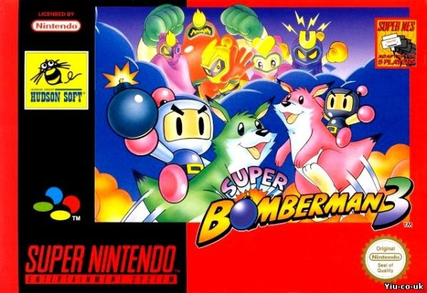 Super Bomberman 3 Jogos Retro Jogos Classicos Jogos Super Nintendo
