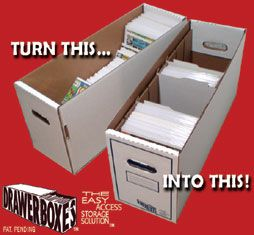 Pin By Ralph Dubreuil On Ideas Comic Book Box Storage Comic Book Storage Comic Storage