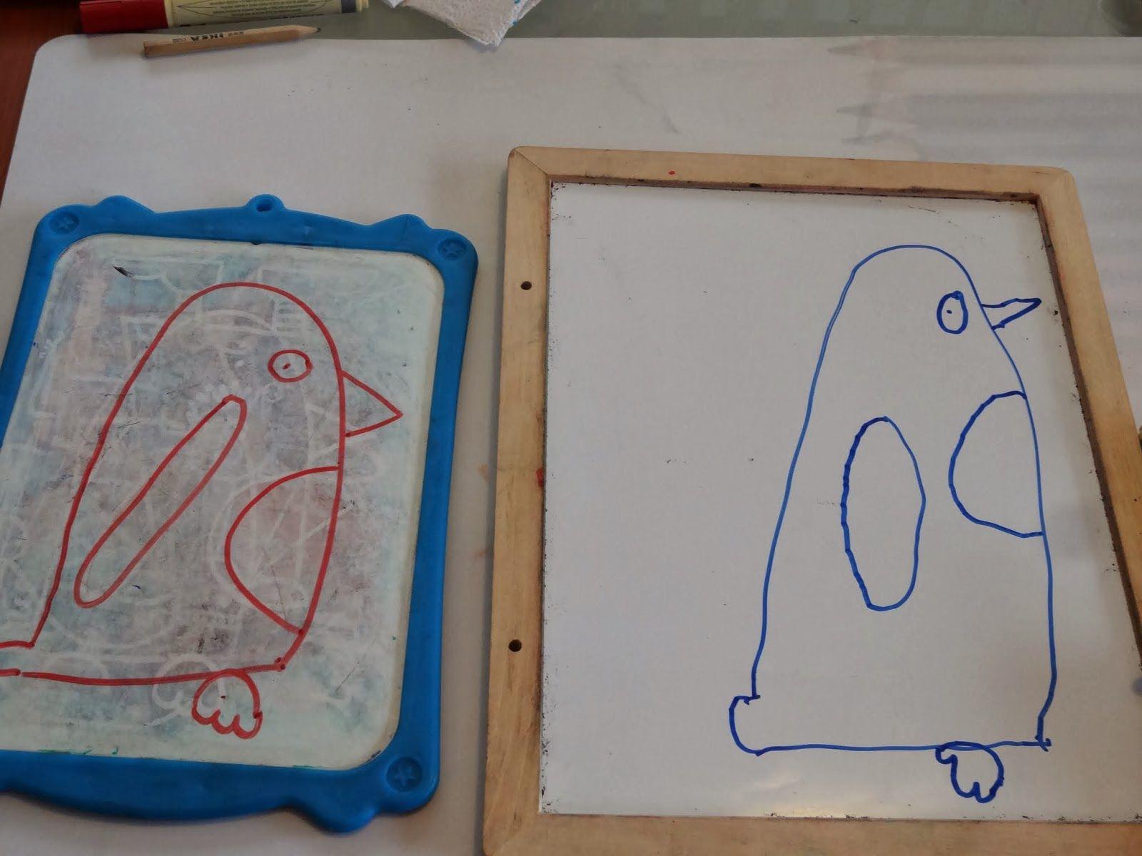Pingouin en dessin dirig voyage au p le nord le club - Apprendre a dessiner un pingouin ...