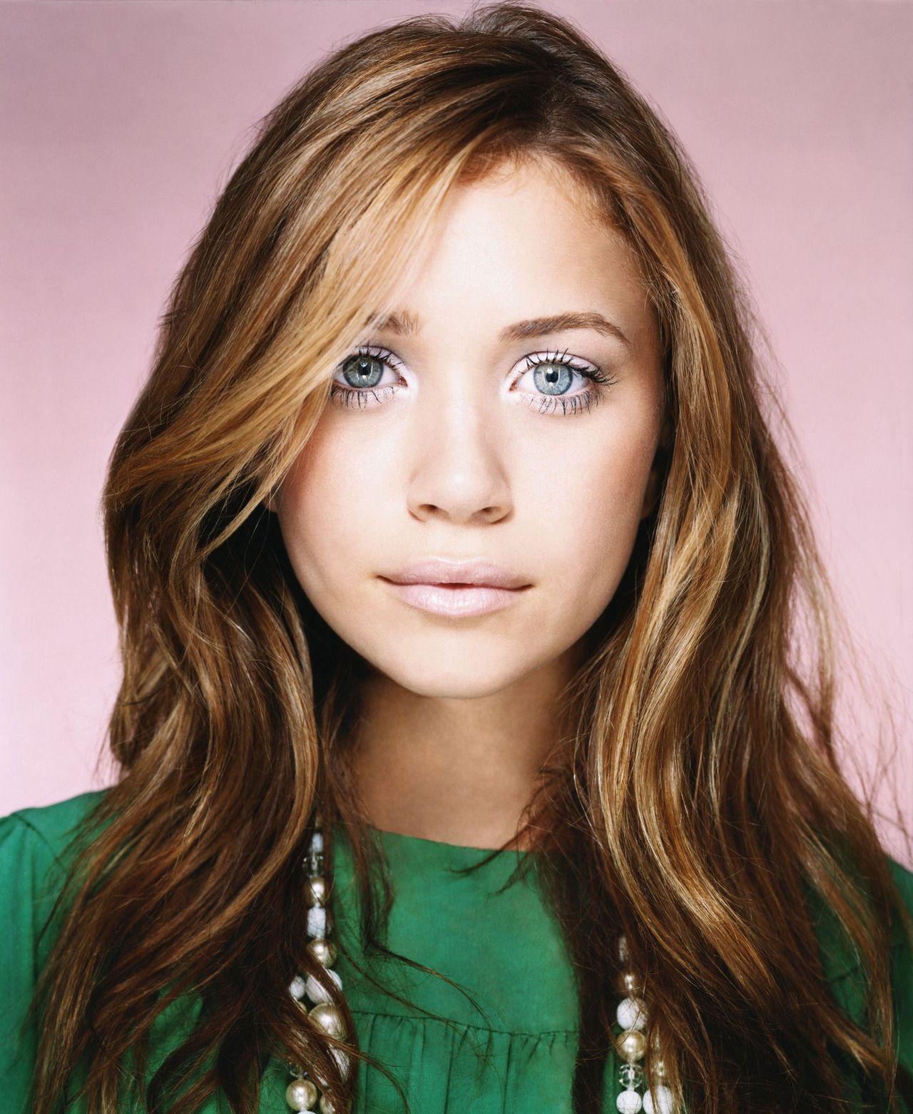 Mary Kate Olsen - love this hair color... to go brunette ?