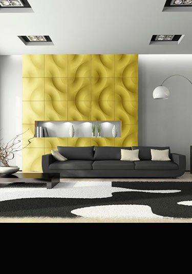 In the Groove 3D Feature Wall Panels (113B) | D & H Pool and Outside ...