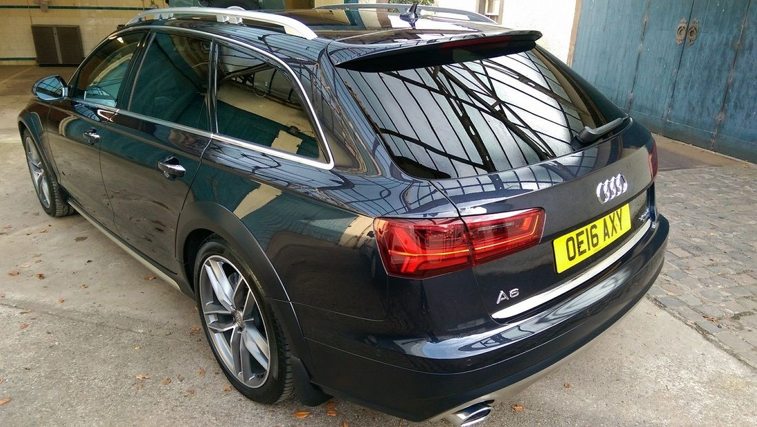 My new car paint protection detail is a more cost