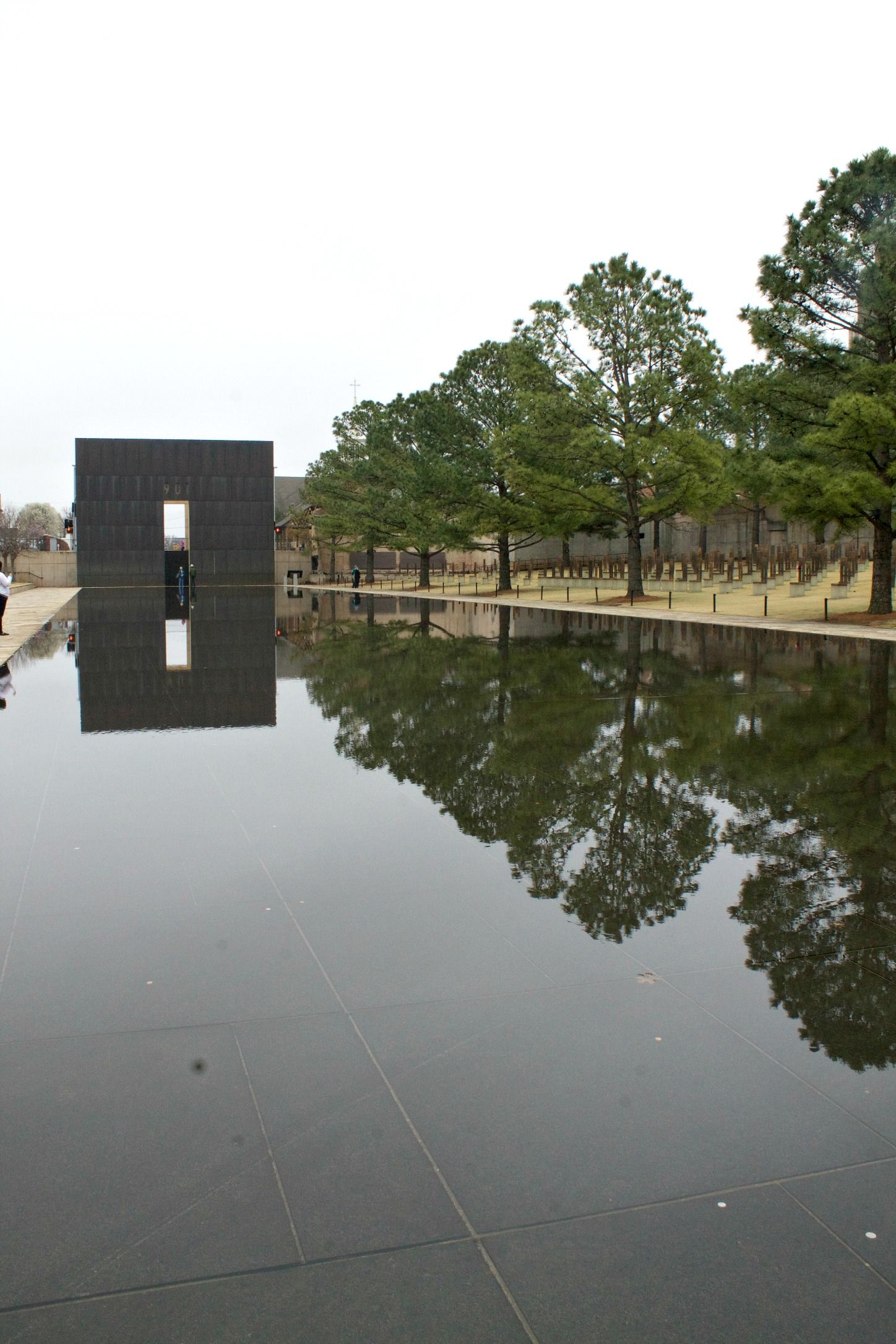 Oklahoma City National Memorial And Museum City National