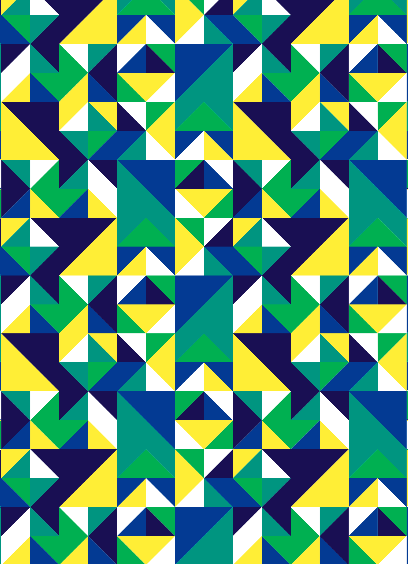 Customize and print Geometric 1 pattern by ChristineMahecha on WeaveUp