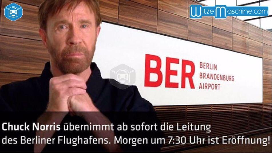 Chuck Norris Ber