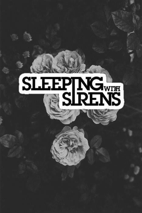 Sleeping With Sirens Logo Sleeping With Sirens Bands