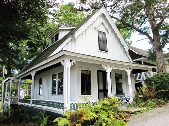 nice building cottages #6: Beautiful Maine Cottages | ... beautiful year-round homes, one by one