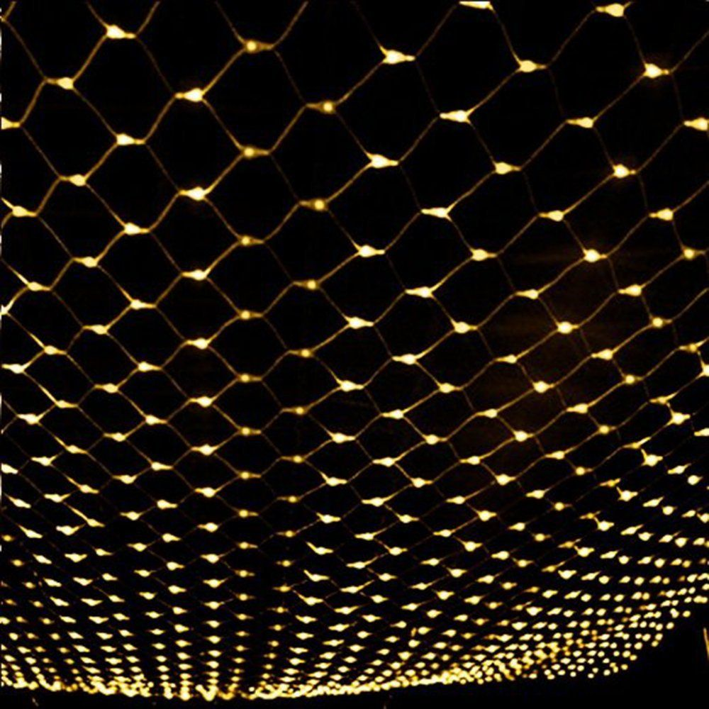 (£13.59) 3MX3M 304 Fairy String Curtain Lights Net Curtain Mesh LED Xmas Party Garden Ceiling Lights 320 LED Warm White Amazon.co.uk Lighting  sc 1 st  Pinterest & 13.59) 3MX3M 304 Fairy String Curtain Lights Net Curtain Mesh LED ...