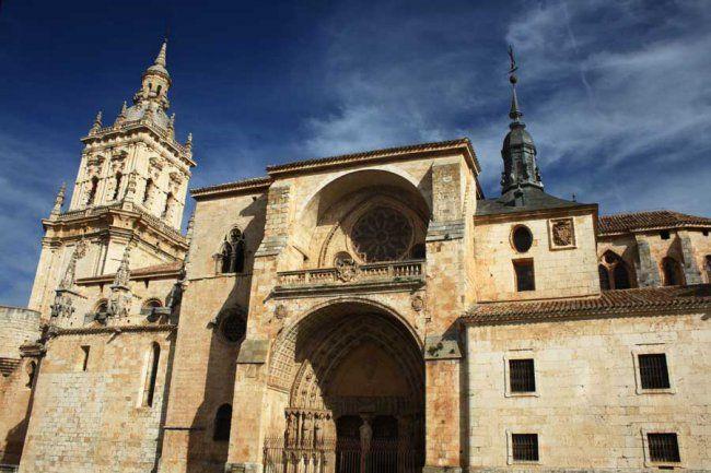 El Burgo de Osma (Soria) - Iglesia Catedral de la Asunción,