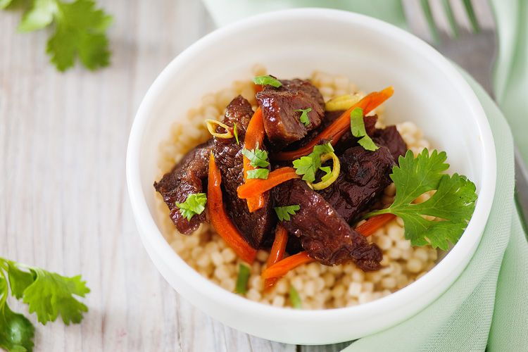 P F Chang S Mongolian Beef Copycat Recipe With Soy Sauce And