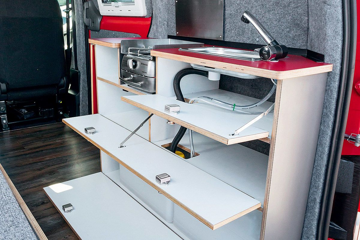 nissan nv200 alpincamper wohnmobil test pinterest. Black Bedroom Furniture Sets. Home Design Ideas