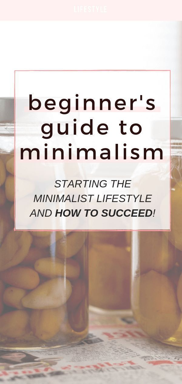 Beginner's Guide To Minimalism images