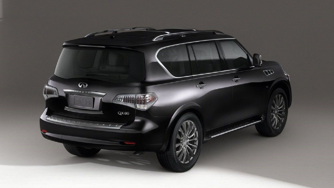 Official 2017 infiniti qx80 limited