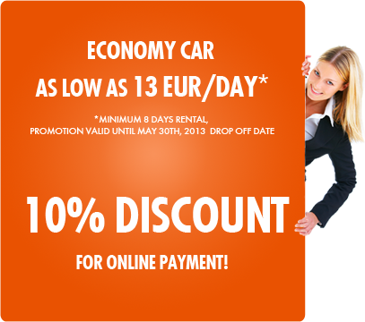 Thrifty Rent a car Romania #rent_a_car_bucharest #car_rental #rent_a_car #rent_a_car_romania #car_hire
