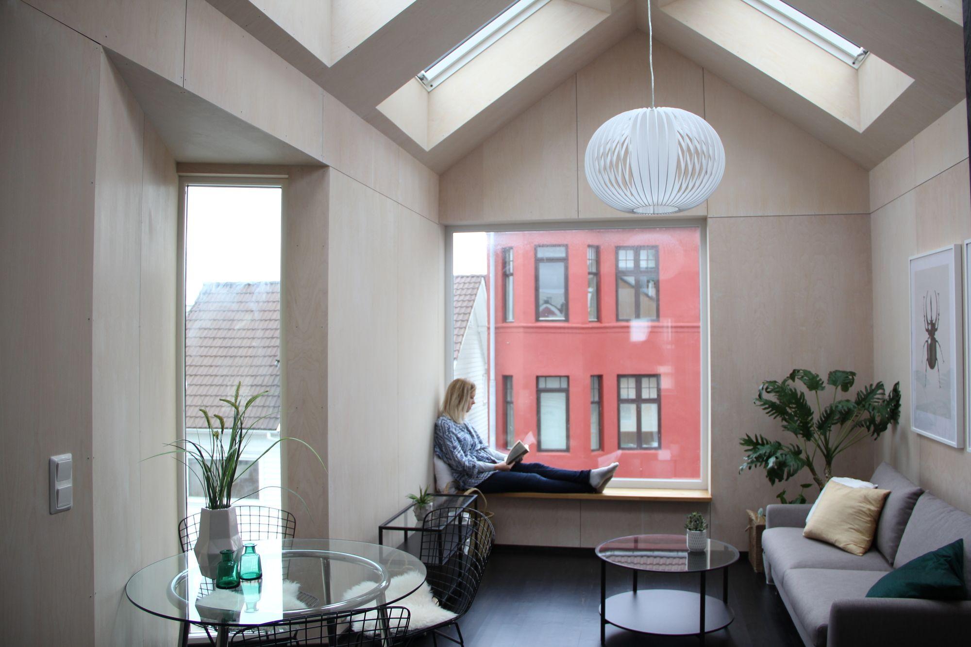 Small Terrace House - House in Stravanger - Austigard Arkitektur ...