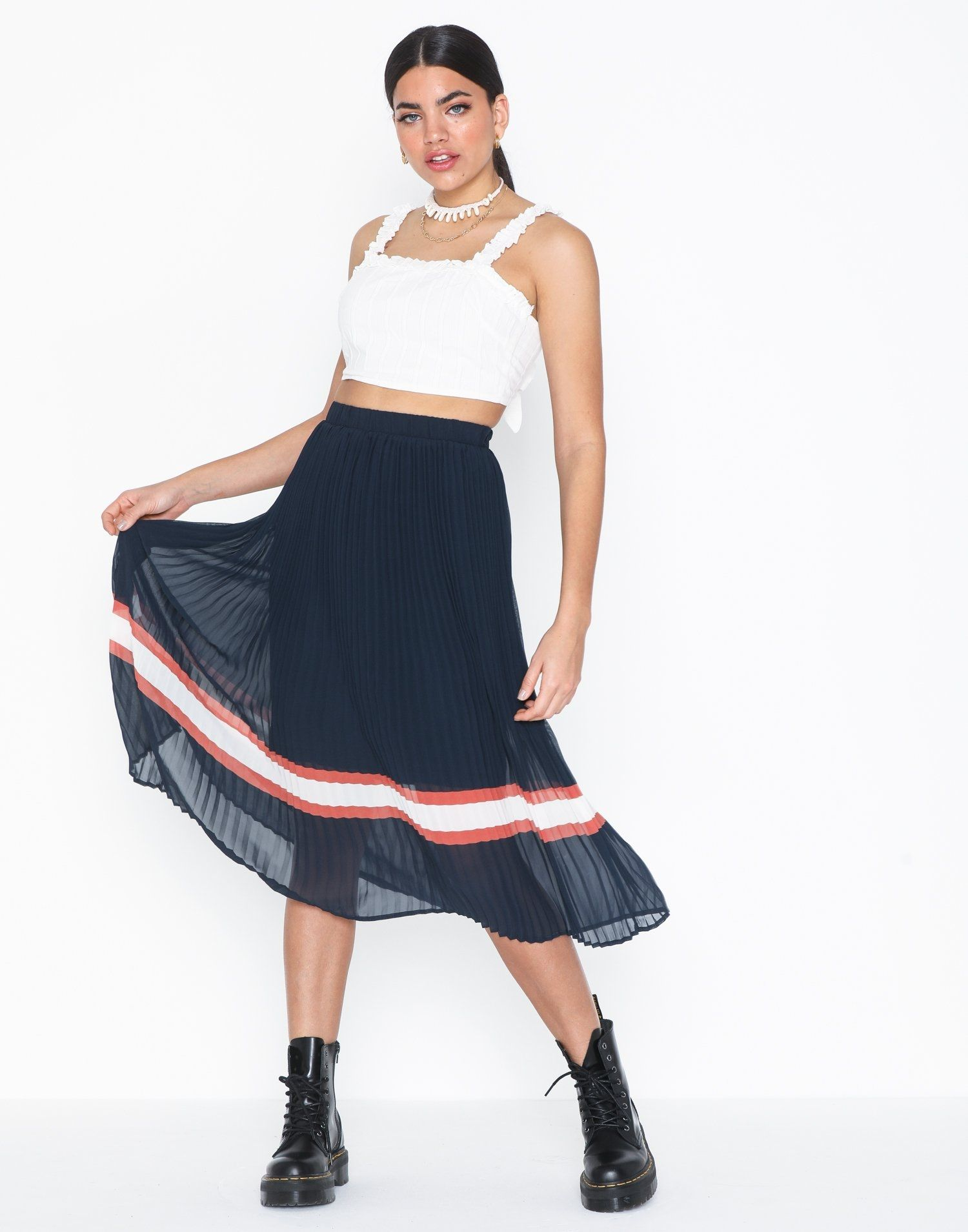 9c0aff46a53d Yasselena pleated skirt d2d in 2019