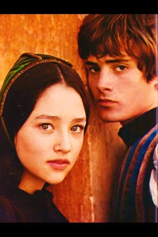 Olivia Hussey and Leonard Whiting Ромео и Джульетта Romeo and Juliet, 1968