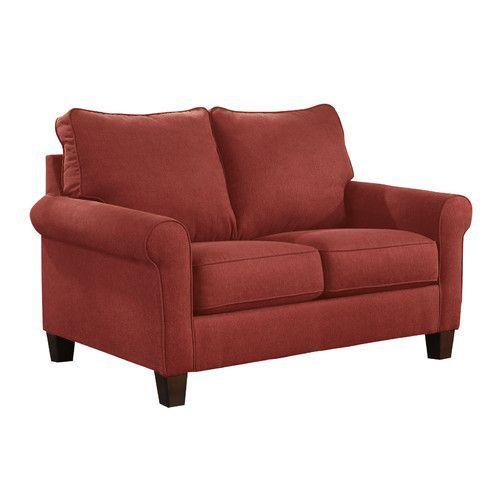 brand new e2414 4b88a Osceola Twin Sleeper Loveseat | Den | Twin sleeper sofa ...