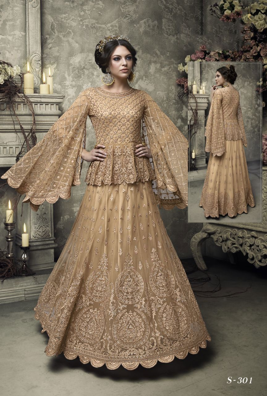 c49da14c69 sybella 301-308 heavy pakistani wedding collection for eid 2018 launched at  sethnic