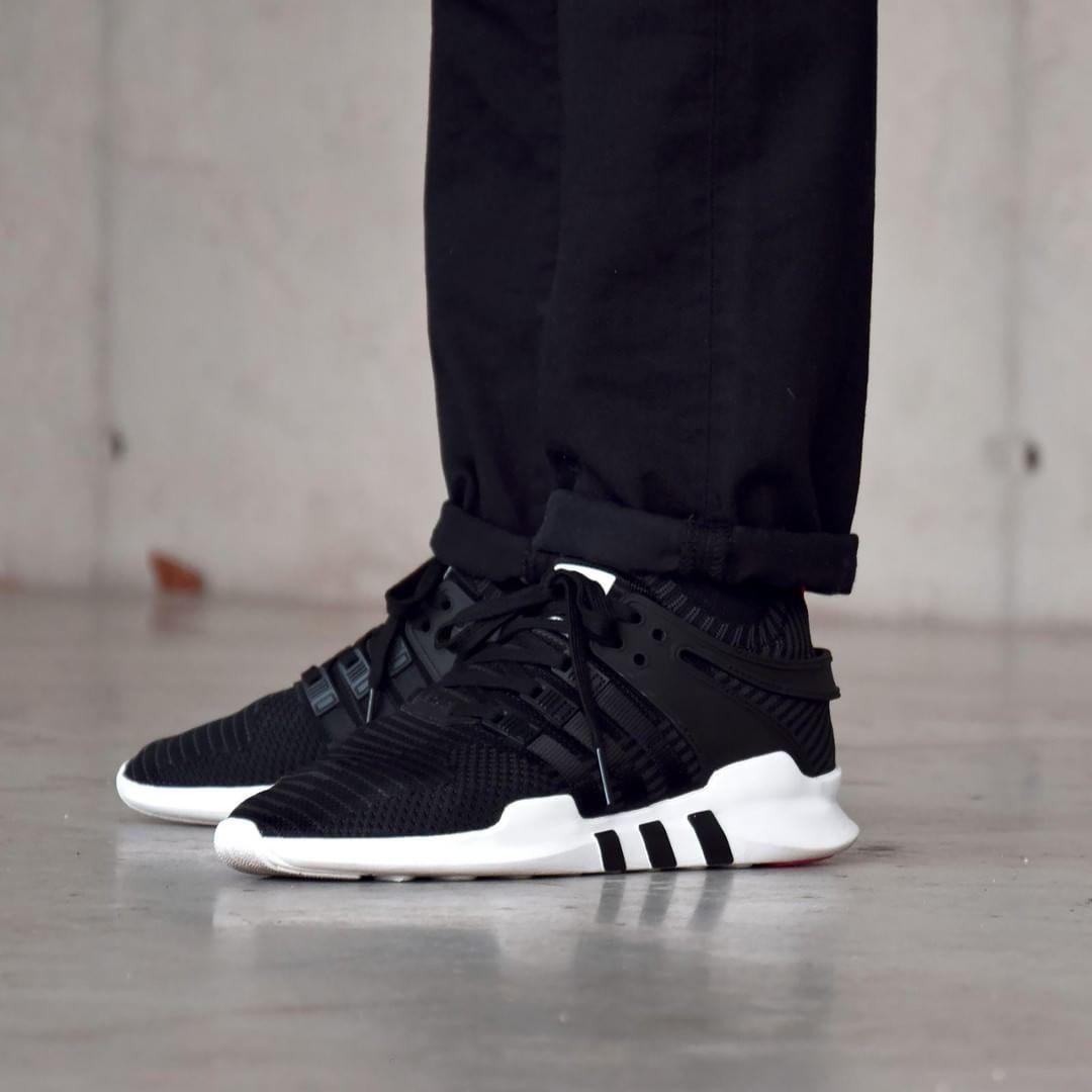 Adidas eqt appoggio avanzata pk lancement sur snkrs scarpa