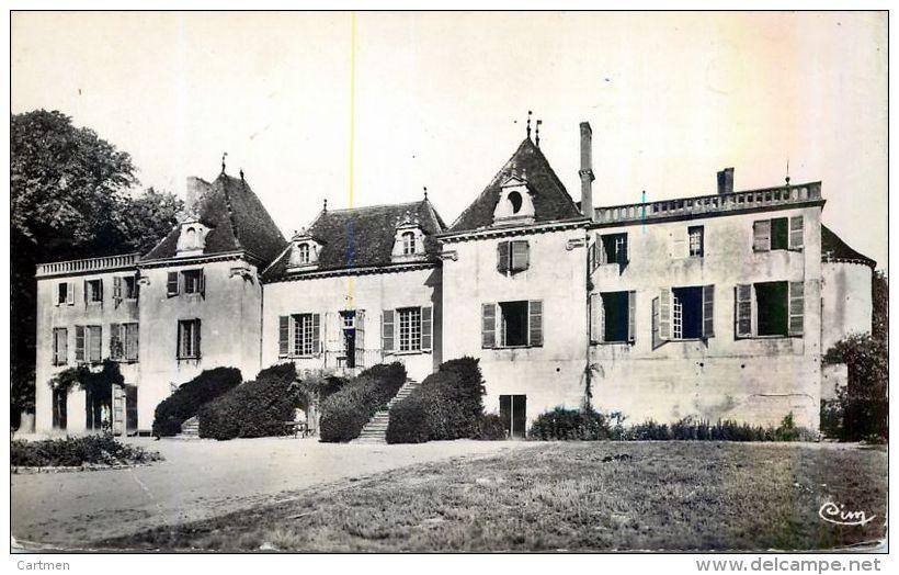 Frankreich - 71 PRISSE CHATEAU DE LAMARTINE CARTE ANNEES 1950/1960