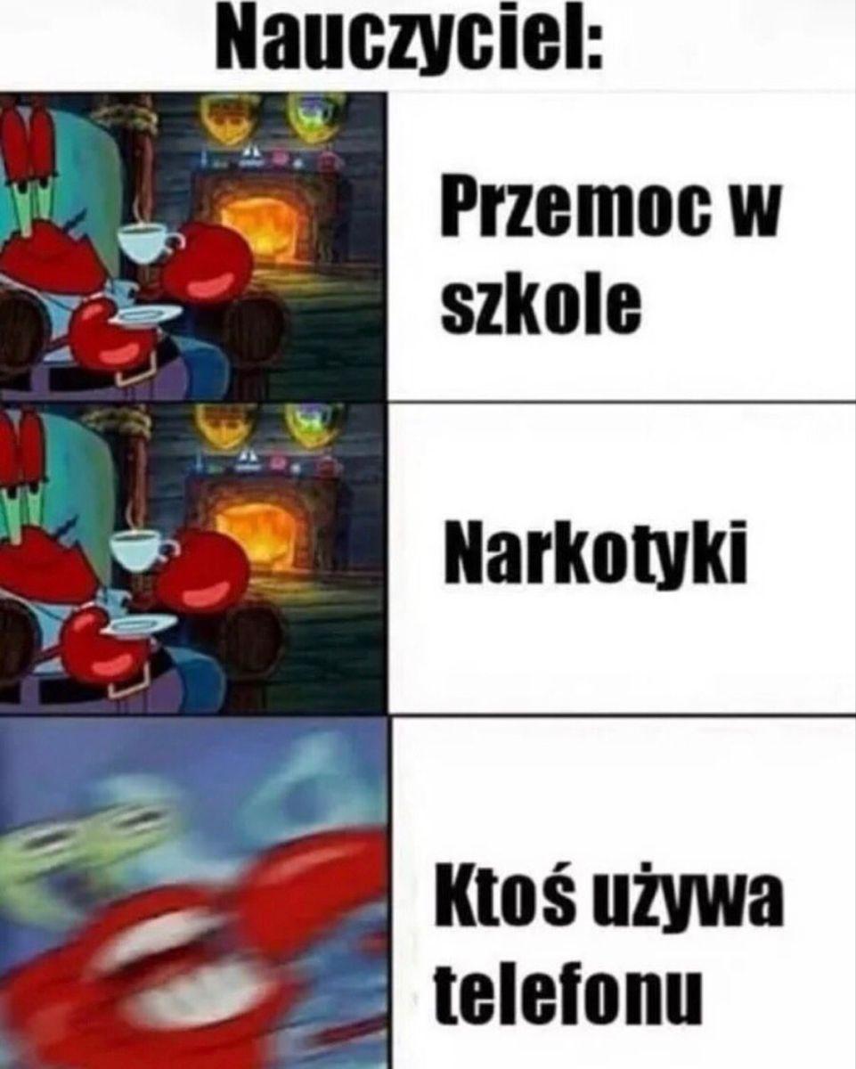 Pin By Edyta Jarocka On Smieszne In 2020 Smieszne Memy Zabawne Memy Smieszne Teksty Zarty