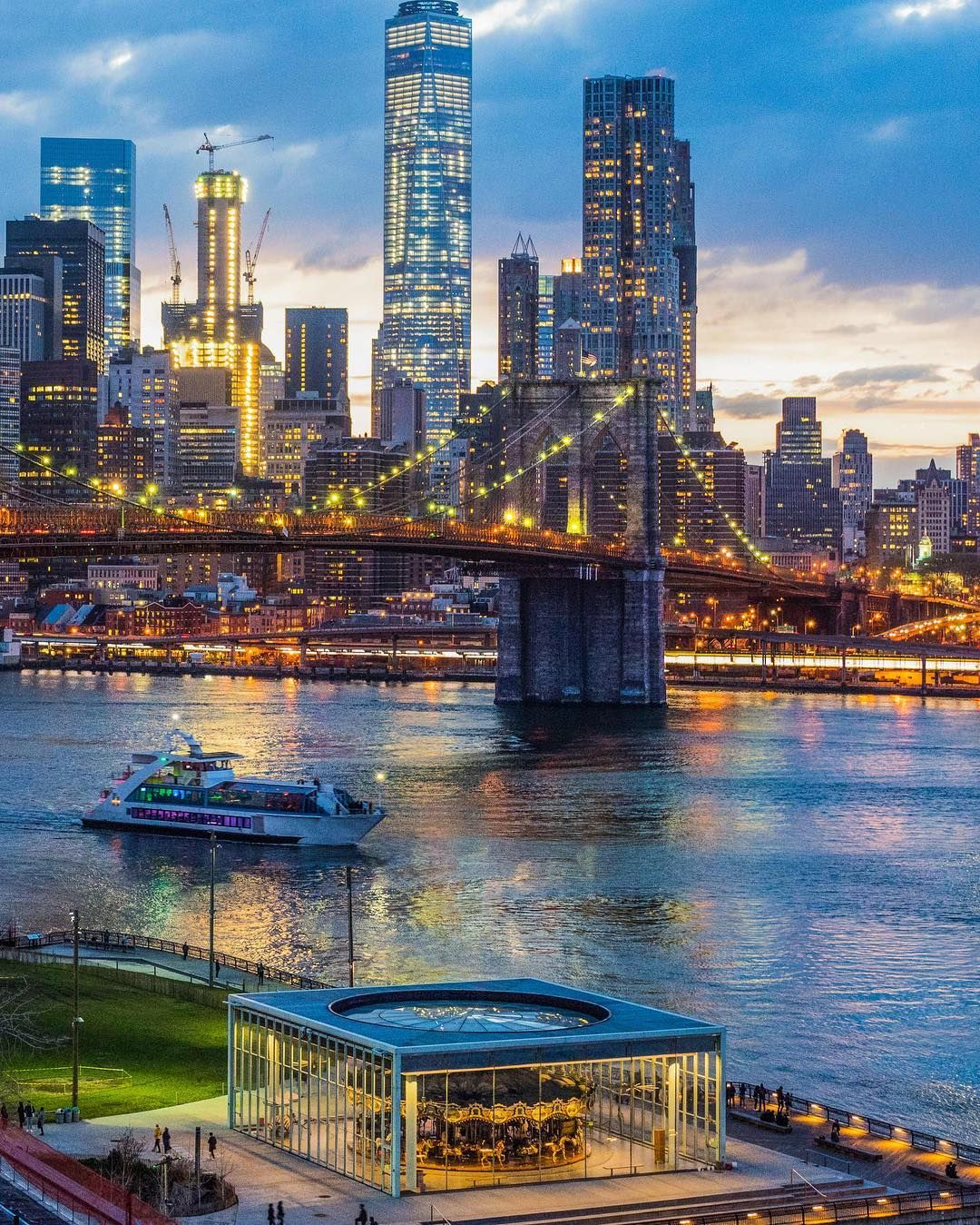 Brooklyn bridge photo camilleschaer travel new for Iconic places in new york