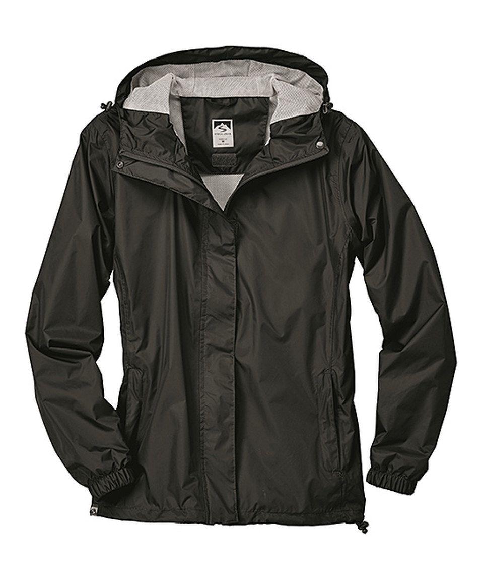 51d95a9bf Love this Storm Creek Black Waterproof Lightweight Packable Rain ...