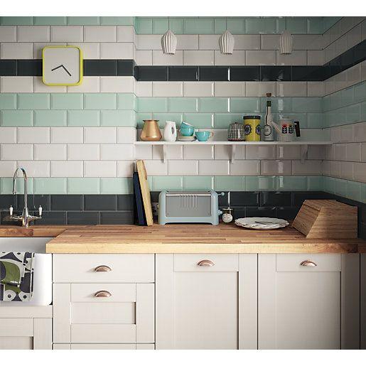 Glass Metro Tiles Uk In 2019 Home Kitchen Splashback Tiles Kitchen Wall Tiles Kitchen Tile 1 In 2020 Kitchen Splashback Tiles Kitchen Splashback Kitchen Wall Tiles