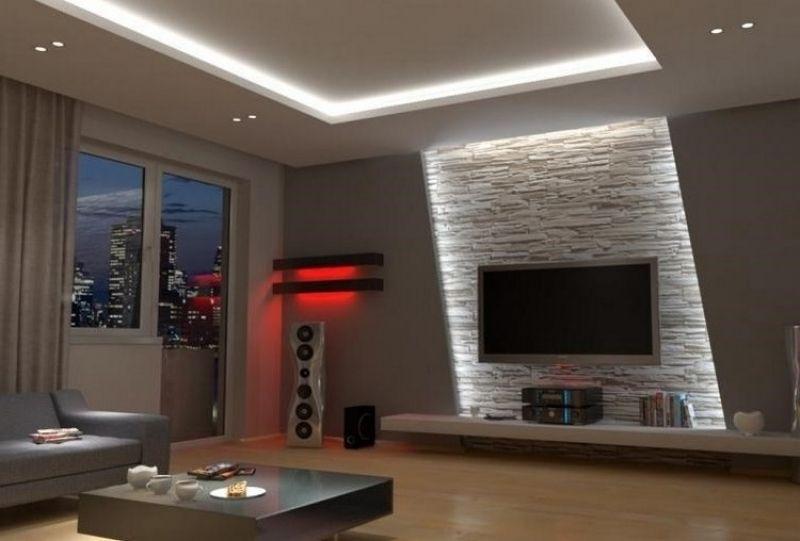 Best Wohnzimmer Streichen Modern Pictures Home Design