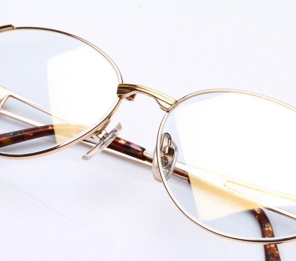 29feb230b1b62 Paolo Gucci 8103 21k Special Edition Flash Gold Plated Lenses ...