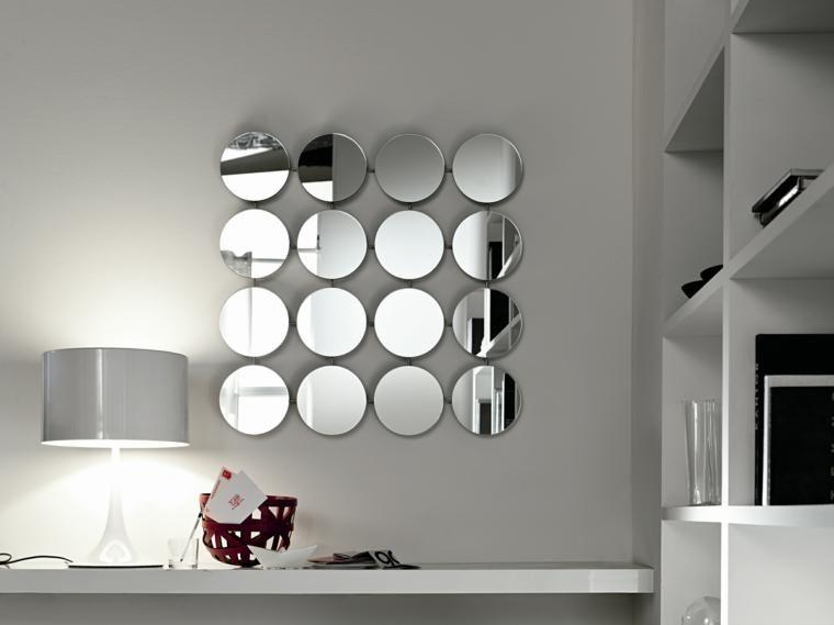 #Interior Design Haus 2018 Moderne Spiegel Für Das Innere Des Hauses # Innenarchitektur #Modell