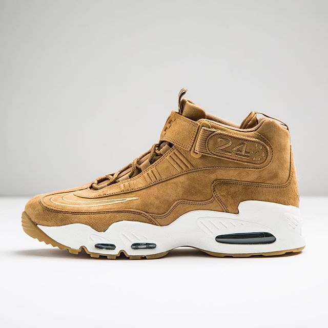 7504e29949be02 Nike Air Griffey Max 1 Wheat drops Wednesday 11 23 at Jimmy Jazz ...